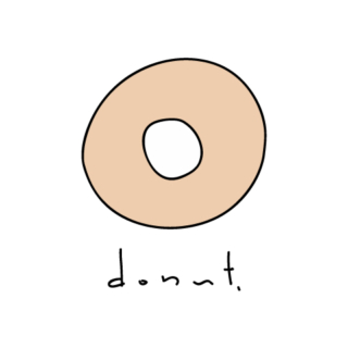 共感を意識したデザインについてドーナツを使って考えてみた